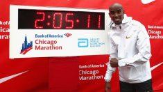 Mo Farah gana en Chicago su primer gran maratón
