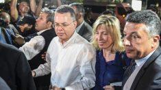 Llega a EEUU el misionero que estuvo dos años privado de libertad en Turquía
