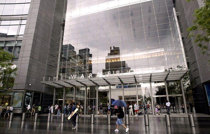 El Time Warner Center en la ciudad de Nueva York. (Foto de Paul Hawthorne/Getty Images)
