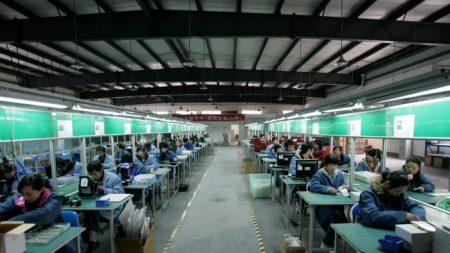 Carta desde una prisión china encontrada en un bolso de Walmart expone el problema de las fábricas en China