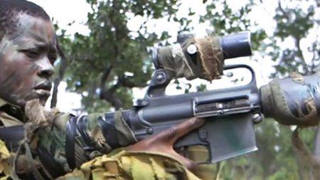 Conoce al grupo armado de élite femenina contra la caza furtiva de elefantes en Zimbabwe