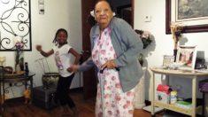 Esta abuela de 97 años baila el 'Worth It' con unos movimientos adorables, ¡mira qué ritmo!