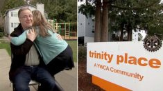 Un famosos empresario dona un complejo de apartamentos para alojar a 70 familias sin hogar