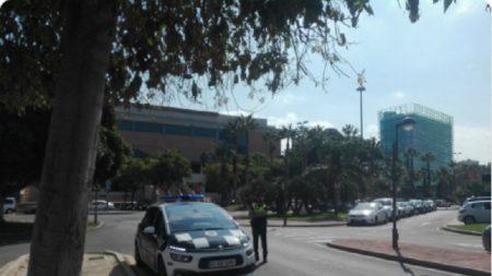 Detenido tras atrincherarse 8 horas con 4 hijos menores en Abanilla (Murcia)