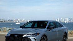 Toyota Avalon: Buenos argumentos para comprar un híbrido