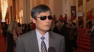 Conocido activista ciego chino queda 'realmente conmovido' por la música de Shen Yun