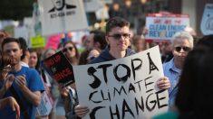 La finalidad del cambio climático: El socialismo