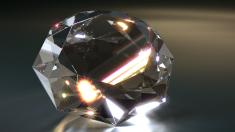 Pensaba que era tan solo un pedazo de vidrio ¡pero resultó ser un gran diamante!