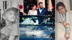 Una pareja se casó en el mismo hospital donde se conocieron hace décadas