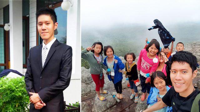 Joven abandona su prometedora carrera para ayudar a niños pobres de Tailandia, ¡qué gran corazón!