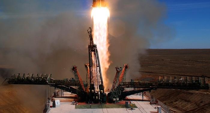 """Ninguna compañía ha querido asegurar el próximo lanzamiento de un cohete soyuz a la Estación Espacial Internacional (EEI) tras el lanzamiento fallido del pasado día 11 de la nave tripulada Soyuz Mms-10, informó hoy la radio """"Ejo Moskvy"""" (Eco Moscú). EFE"""