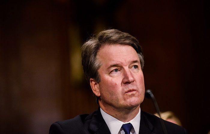 Mujer que acusó a Kavanaugh de haberla violado reconoce ahora que mintió Imagen de archivo del magistrado del Tribunal Supremo de Estados Unidos, Brett Kavanaugh. EFE/Archivo