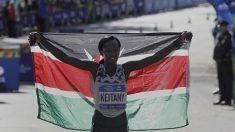 Maratón NY: Keitany vuelve a encabezar podio entre elogios de contrincantes