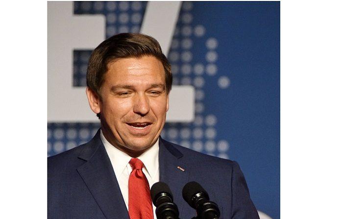 """Los tiburones """"adivinos"""" de la Universidad Nova del Sureste (NSU), en Fort Lauderdale, volvieron a """"acertar"""" un resultado electoral, en este caso el de la Gobernación de Florida, cuyo próximo titular va a ser el republicano Ron DeSantis. EFE"""