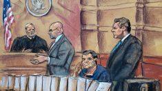 En Juicio contra El Chapo, El Rey revela el control sobre autoridades mexicanas y las ganancias
