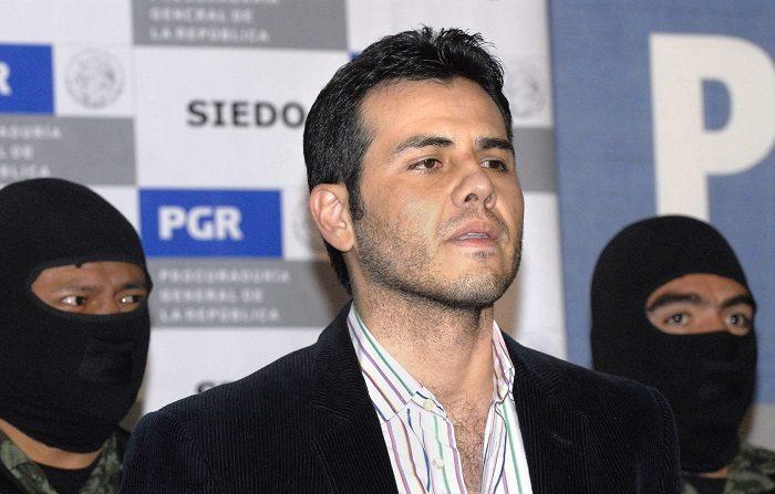 """El mexicano Vicente Zambada Niebla, """"Vicentillo"""", quien fuera el jefe de logística del Cartel de Sinaloa en los Estados Unidos, se declaró culpable de nuevos cargos de tráfico de drogas en la causa que se le sigue desde 2009 en Chicago.EFE"""