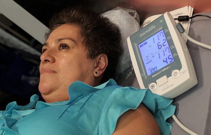 La diabetes es una enfermedad silenciosa, que a menudo no produce síntomas, y debido a eso en la mayoría de los casos se diagnostican cuando ya ha provocado daños en los vasos sanguíneos y algunos órganos de los pacientes, coincidieron especialistas. EFE/Alex Cruz