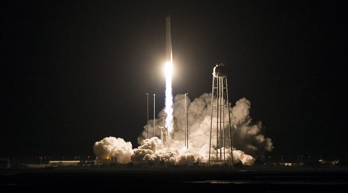 Llega a Florida el primer módulo de servicio europeo para el Orion de la NASA
