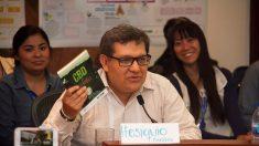 México entrega a Egipto la presidencia de cumbre de biodiversidad de la ONU