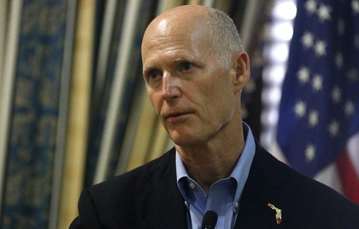 Gana Rick Scott escaño del Senado por Florida