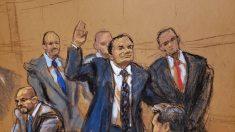 El Rey acusa a el Chapo de ordenar matar a jefes policiales y usar submarino