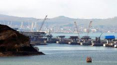 Rusia y Ucrania se enzarzan en una peligrosa escalada en el mar de Azov