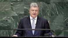 Ucrania espera que OTAN envíe buques al mar de Azov en apoyo de Ucrania