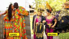10 preciosos vestidos de bodas de diferentes culturas del mundo, ¿cuál te pondrías?