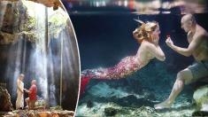 Mira esta mágica propuesta de bodas en el fondo del mar ¡como en el cuento de la Sirenita!
