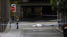 Un muerto y dos heridos en ataque terrorista en Australia reivindicado por ISIS