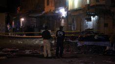 Dos muertos y diez heridos en un atentado con bomba en un mercado de Pakistán