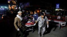 Al menos 40 muertos y 60 heridos en una explosión en salón de bodas en Kabul