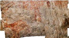 Una cueva de Borneo tiene el arte rupestre figurativo más antiguo conocido
