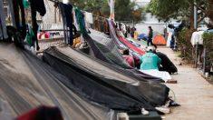 Tijuana declara una crisis humanitaria mientras los migrantes continúan llegando