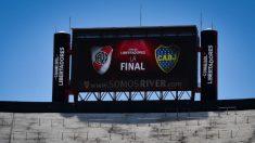 La Superfinal entre River vs Boca se jugará en un estadio fuera de Argentina