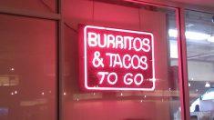 Mexicano conduce a través de incendios de California para regalar tacos y tamales a los afectados