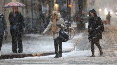 Tormenta de nieve en pleno otoño en Nueva York, al menos 5 muertos en el país