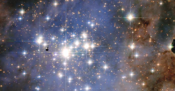 IMagen de archivo. Crédito: NASA