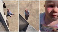 Conductor descubre bebé solitario debajo de la rueda de su camioneta