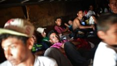 Secuestrados 100 miembros de caravana de migrantes por traficantes de personas, afirman activistas