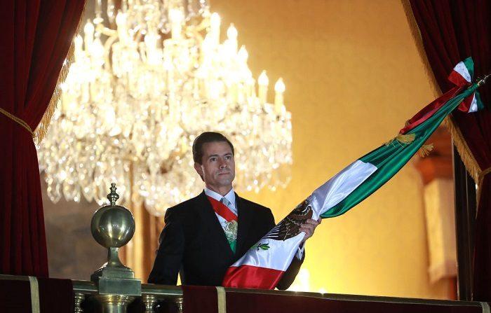 La violencia y corrupción marcaron el sexenio de Peña Nieto (Photo by Hector Vivas/Getty Images)