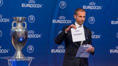 Ceferin, único candidato a las elecciones a la presidencia de la UEFA