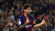 Messi dona más de medio millón de dólares a hospitales argentinos