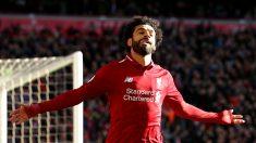 Curiosa estatua de Mohamed Salah causa tanta gracia como la de Ronaldo