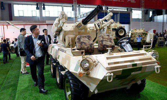 Una evaluación de las armas de fuerzas terrestres de China en el 12º Airshow de Zhuhai