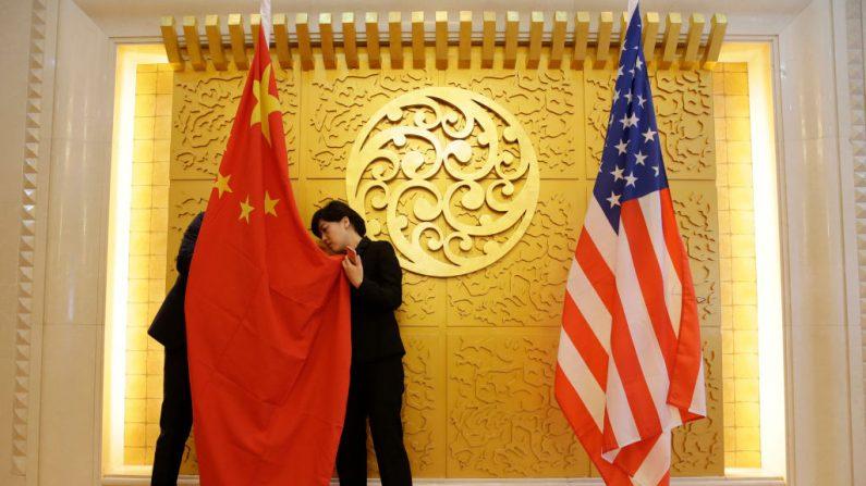 La subversión china en Estados Unidos es profunda y de largo alcance