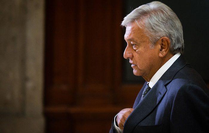 Estados Unidos representa el mayor reto y amenaza para la política exterior del Gobierno del presidente mexicano Andrés Manuel López Obrador  (Photo by Manuel Velasquez/Getty Images)