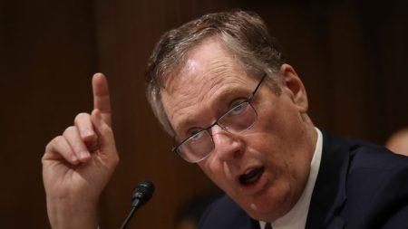 Representante de Comercio de EE.UU. considera investigar las prácticas laborales de China y aplicar sanciones