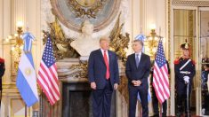 Trump y Macri se reunieron en la Cumbre del G-20 y mostraron una buena relación