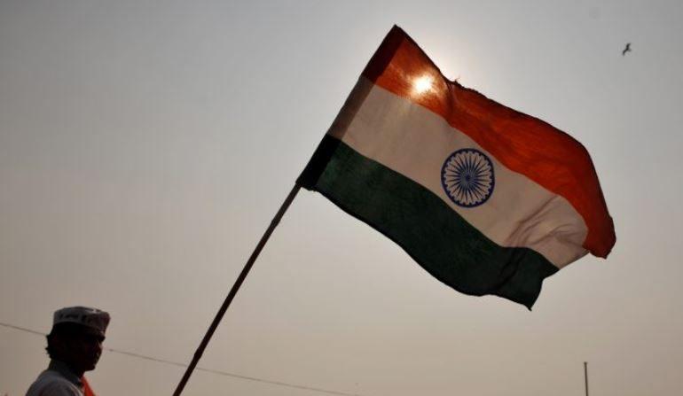 India aumenta la presencia naval en el Océano Índico para contrarrestar a China. (SAJJAD HUSSAIN/AFP/Getty Images)